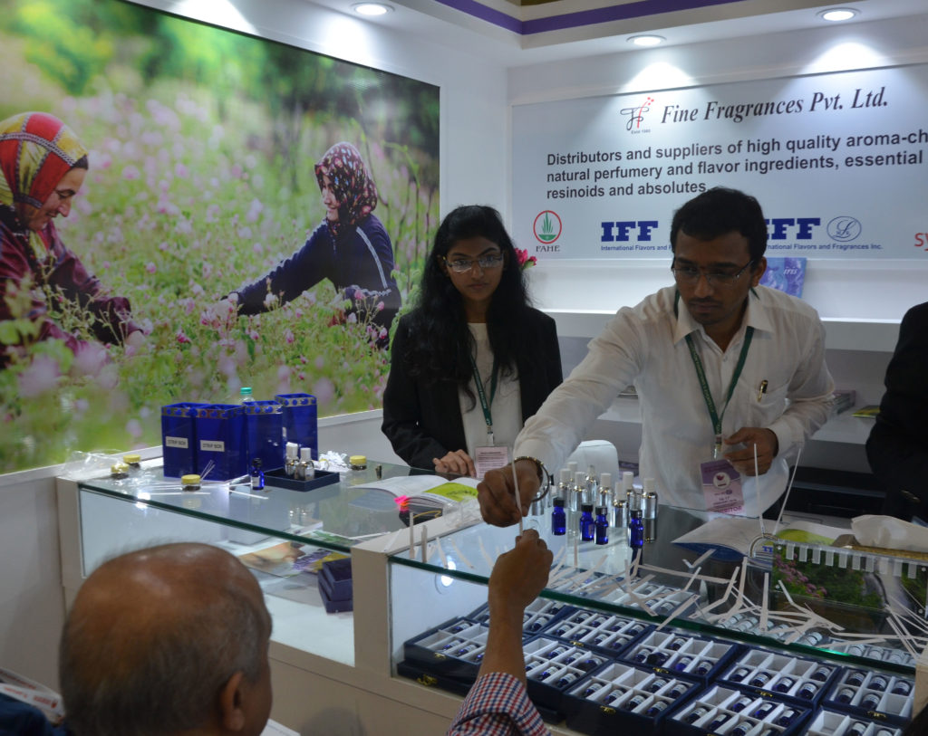 Fine-Fragrances-Stall-at-Flavors-and-Fragrances-Exhibition-Mumbai-February-2018